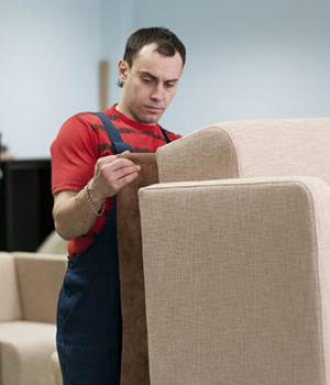 Сборка мягкой мебели фото